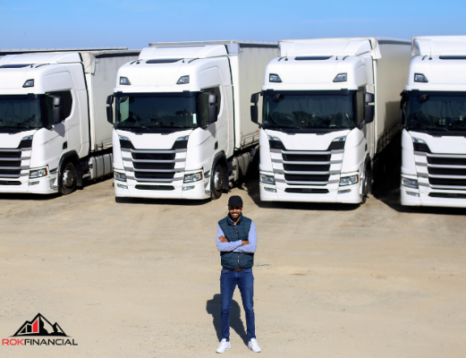 Loans for Trucking Company